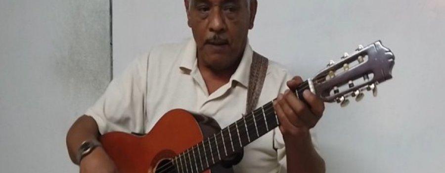 Clases de guitarra popular con José Roberto Gonzales Alvarado  Casa de Cultura de Durango I