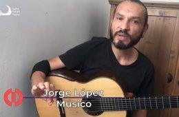 Clase de guitarra 10. Por Jorge López Ramos