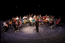 Concierto con la Orquesta Infantil y Juvenil de Guitarras...