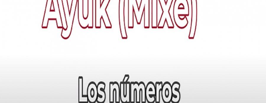 ¡Aprende los números en Ayuk (Mixe)!