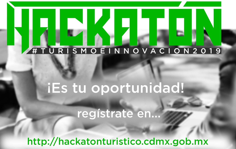 Hackatón: Turismo e Innovación