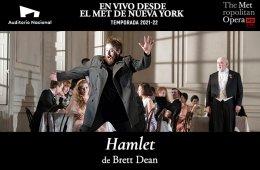 En vivo desde el MET de Nueva York, Hamlet