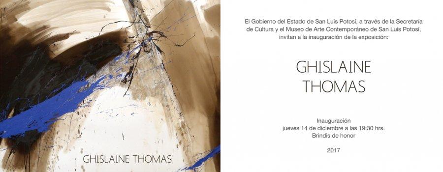 Ghislaine Thomas