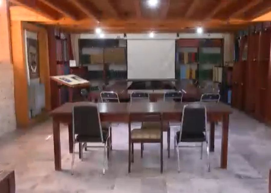 "Video recorrido - Hemeroteca Pública de Oaxaca ""Néstor Sánchez Hernández"""