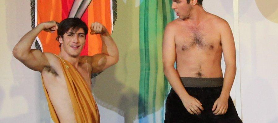 Hércules, el musical