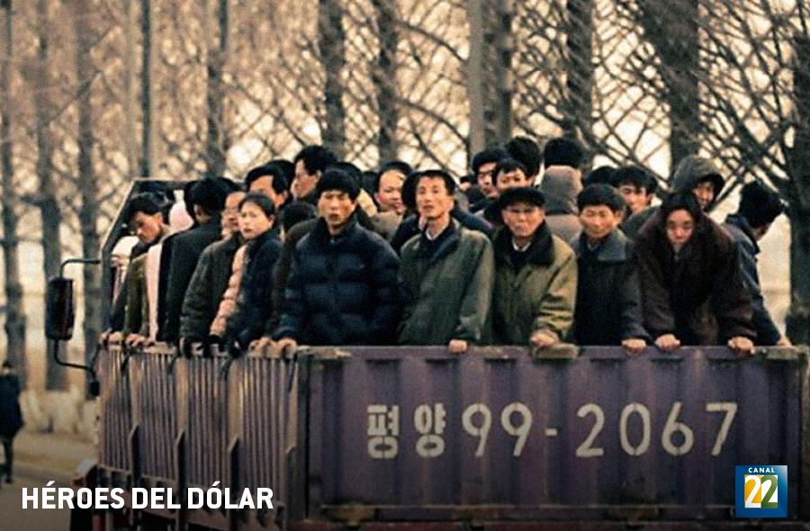 ¿Por qué la esclavitud? Héroes del dólar