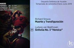 Heroica por la Orquesta Sinfónica de Yucatán