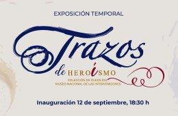 Trazos de heroísmo: colección de óleos del Museo Nacio...