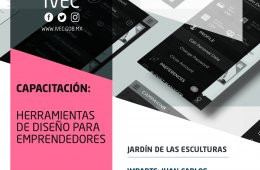 Capacitación: Herramientas de Diseño para Emprendedores