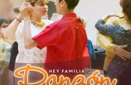 Workshop Hey Family… Danzon at the CECUT