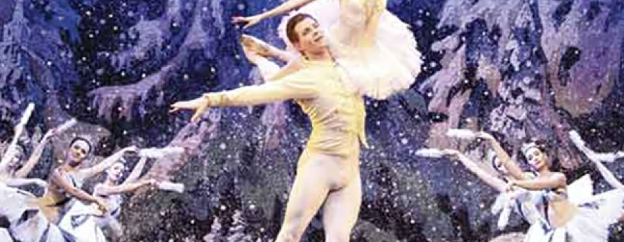 Moscow State Ballet: El Cascanueces