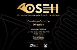 Concierto Curso de Dirección Orquestal