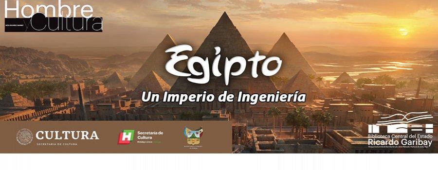 Egipto: un imperio de ingeniería