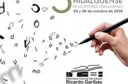 Tercer Foro Literario Hidalguense de Escritores Hidalguen...