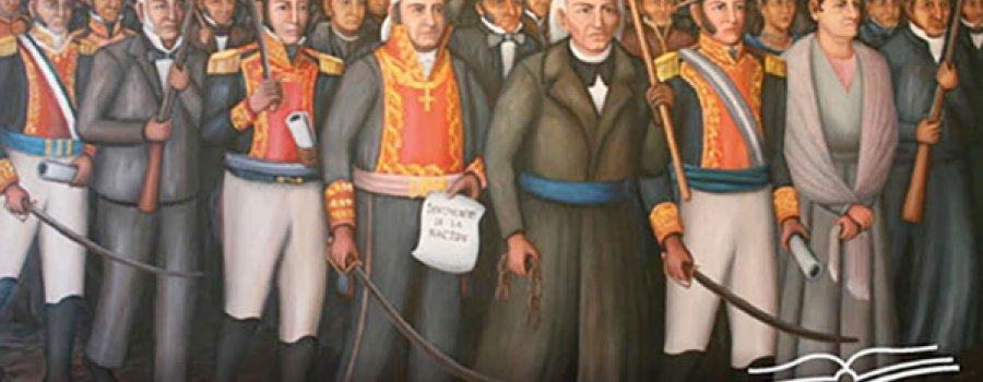 La Guerra de Independencia en el hoy territorio hidalguense