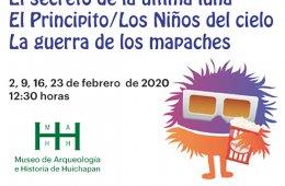 Huichapan | Ciclo de Cine Infantil