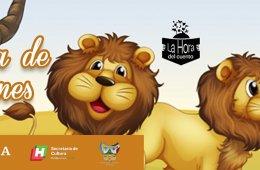 Hora del Cuento: La aventura de los leones
