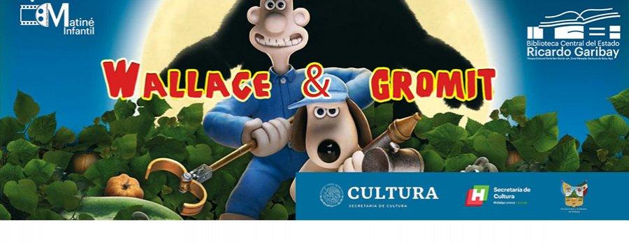 Wallace y Gromit. La maldición de los vegetales