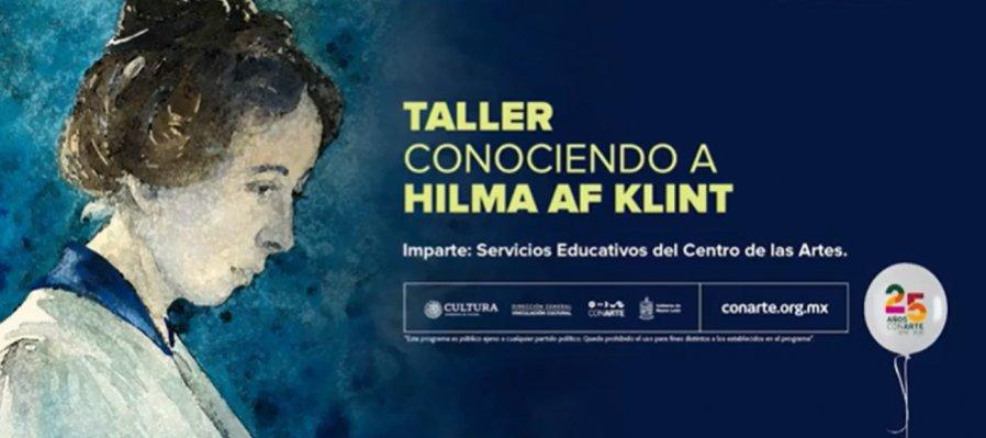 Conociendo a Hilma Af Klint