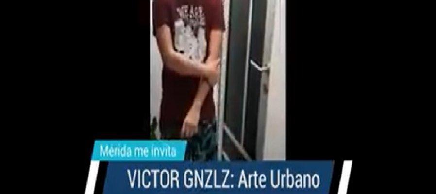 VICTOR GNZLZ: Arte Urbano