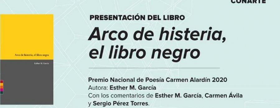 Arco de histeria, el libro negro
