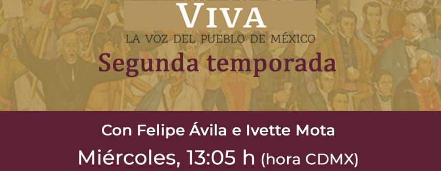 Historia viva. La voz del pueblo de México
