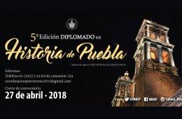 Diplomado en Historia de Puebla