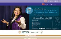 Historias de Leyenda de México y el mundo: Carlos Monsiv...
