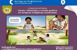 Cómic, historieta y novela gráfica en lenguas indígena...