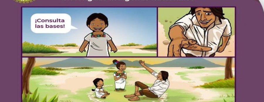 Cómic, historieta y novela gráfica en lenguas indígenas