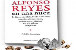 Alfonso Reyes en una nuez