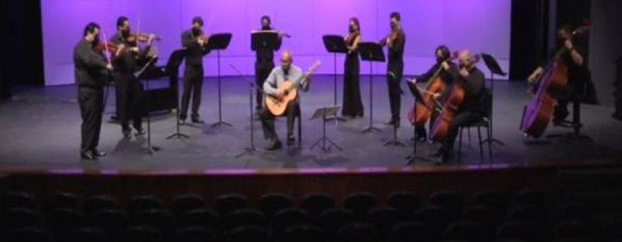 Homenaje a Vivaldi con Guitarristas Sinaloense y la Orquesta Sinfónica Sinaloa de las Artes