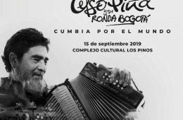 Homenaje Nacional a Celso Piña: Cumbia para el mundo