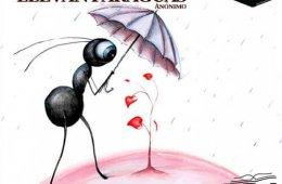 Hormigas que llevan paraguas