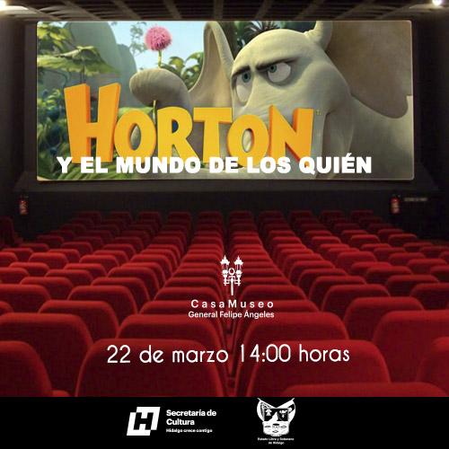 Horton y el mundo de los quién