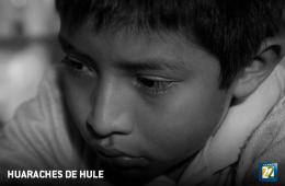 Huaraches de hule
