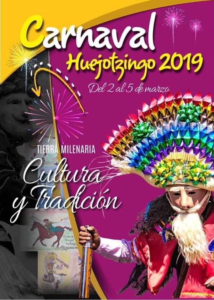 Carnaval Huejotzingo 2019