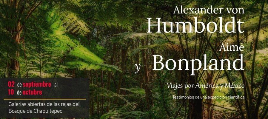 Alexander von Humboldt y Aimé Bonpland. Viajes por América y México