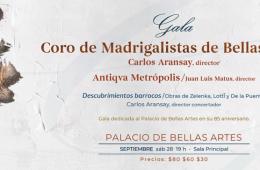 Coro de Madrigalistas de Bellas Artes