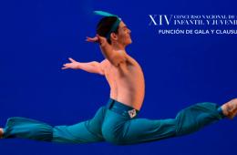 Gala del XIV Concurso Nacional de Ballet Infantil y Juven...