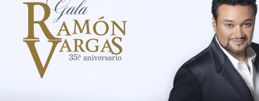Gala Ramón Vargas. 35 Aniversario