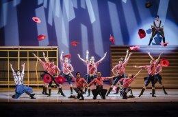 Cri Cri con la Compañía Nacional de Danza