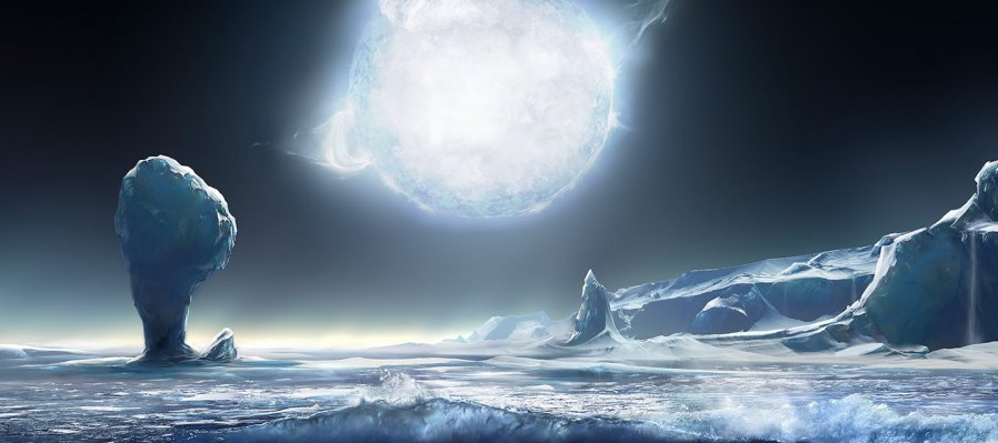 Mundos de hielo