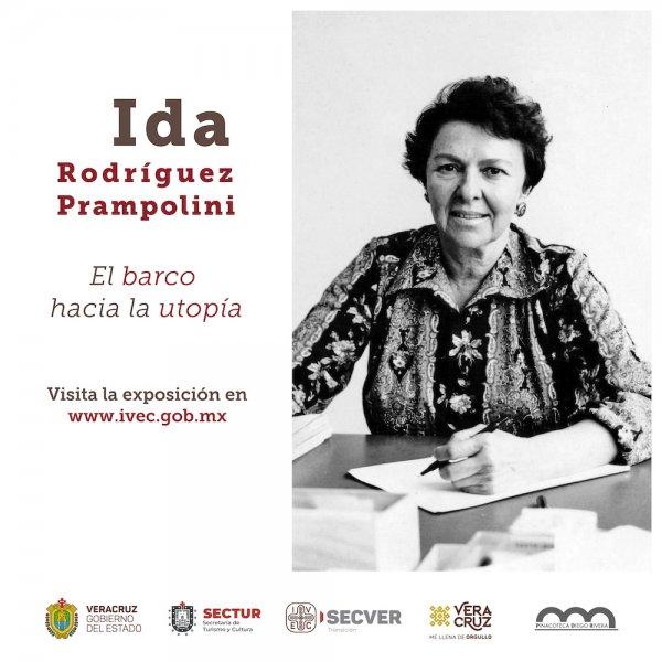 Exposición virtual: Ida Rodríguez Prampolini: El barco hacia la utopía