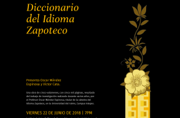 Diccionario del Idioma Zapoteco