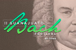 II Guanajuato Bach Festival: tercer programa orquestal