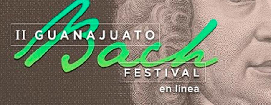 II Guanajuato Bach Festival: El clave bien temperado