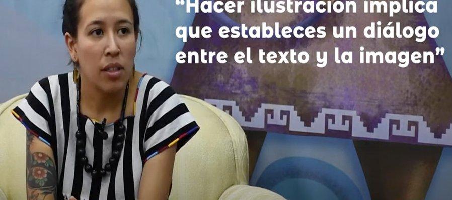 Entrevista con Amanda Mijangos