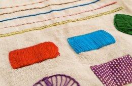 Ilustración textil para niños