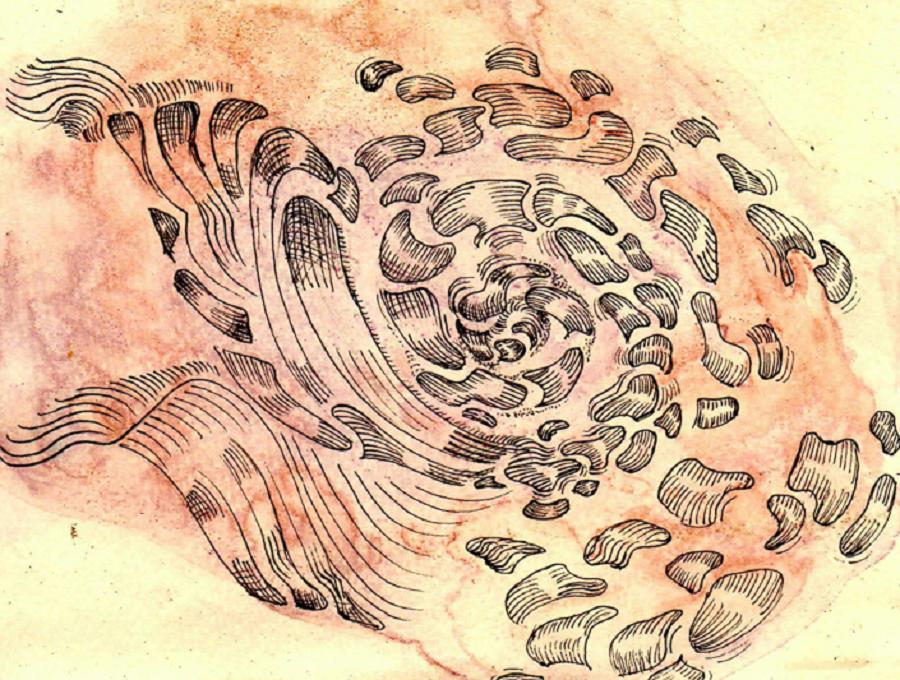 Ilustración experimental